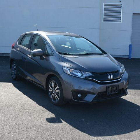 Pre-Owned 2015 Honda Fit EX FWD Hatchback