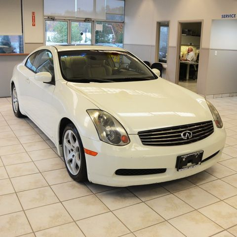 Pre-Owned 2005 INFINITI G35 Coupe  RWD 2dr Car